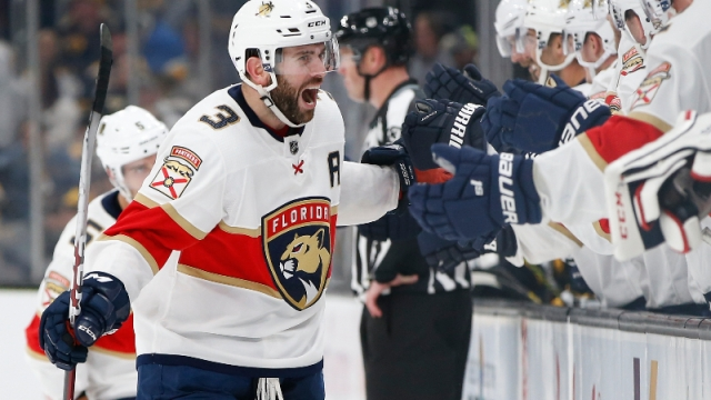 Florida Panthers defenseman Keith Yandle