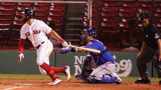 Boston Red Sox Outfielder Kevin Pillar