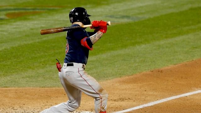 Boston Red Sox's Alex Verdugo