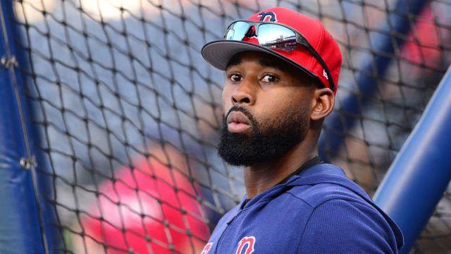 MLB free agent Jackie Bradley Jr.