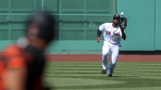 Boston Red Sox Jackie Bradley Jr.