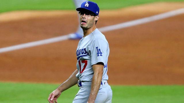 Los Angeles Dodgers Joe Kelly