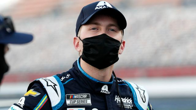 NASCAR driver William Byron