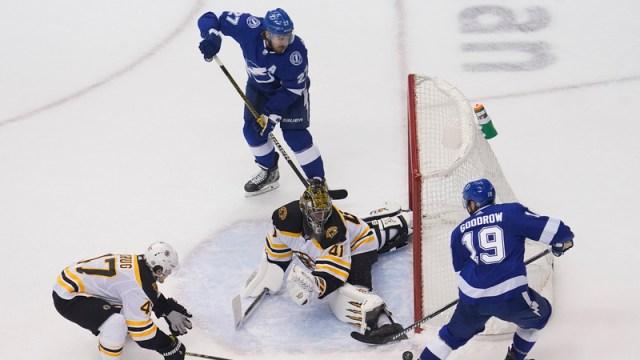 Boston Bruins Vs. Tampa Bay Lightning