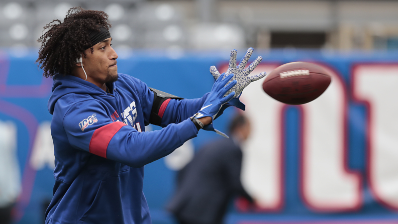 New York Giants tight end Evan Engram