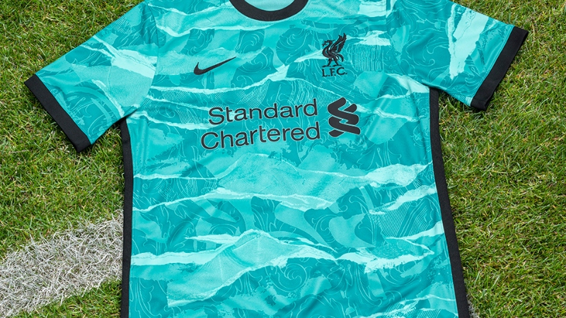 Liverpool Launches New Away Jersey By Nike For 2020-21 Season