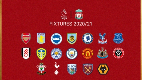 Liverpool FC schedule