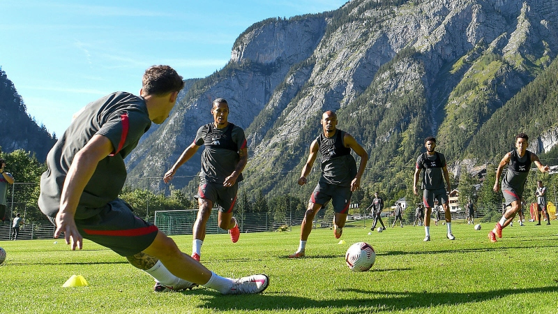 Liverpool To Play Stuttgart, Salzburg In Preseason Games