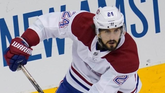 Montreal Canadiens center Phillip Danault