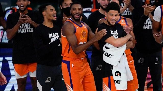 Phoenix Suns players