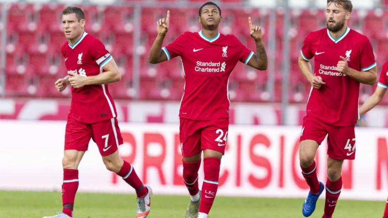 Salzburg Vs. Liverpool: Score, Highlights Of Preseason Game