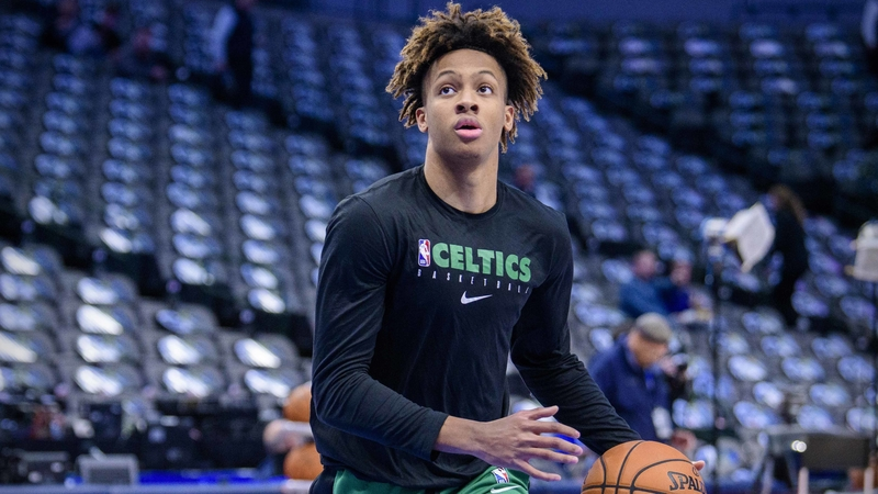 Romeo Langford Doubtful To Return To Celtics-Heat Game 2 With Adductor Strain - NESN.com