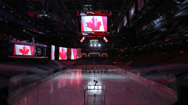 Scotiabank Arena in Toronto