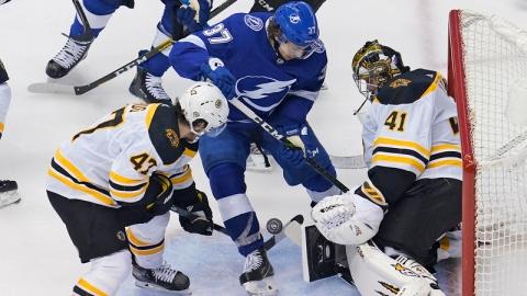 Boston Bruins Defenseman Torey Krug