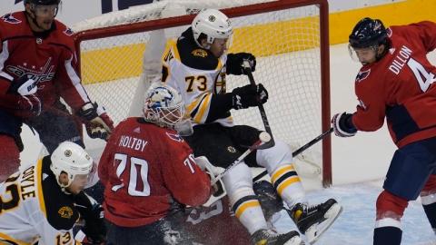 Boston Bruins vs. Washington Capitals