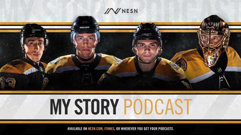 Jake DeBrusk's Journey To The NHL | NESN My Story Podcast Ep. 17