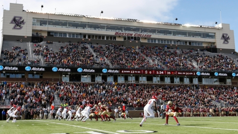 Boston College Football General