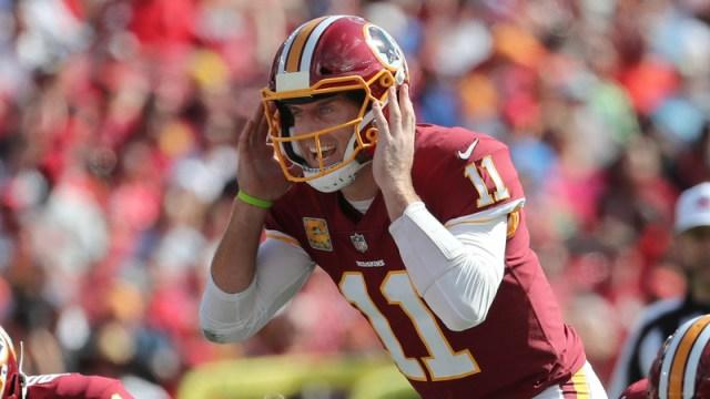 Former NFL quarterback Alex Smith