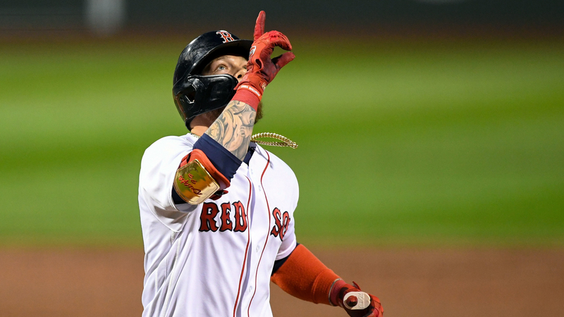 Alex Verdugo Looks To Stay Red-hot As Red Sox Open Series