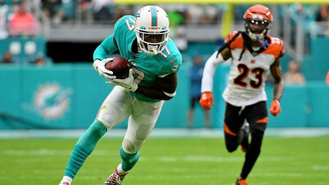 Miami Dolphins wide receiver Allen Hurns