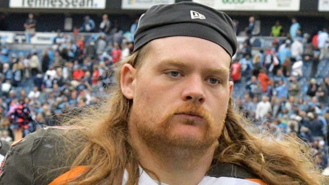 New England Patriots defensive tackle Beau Allen