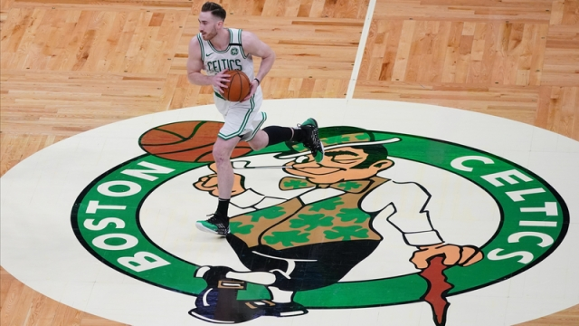 Boston Celtics' Gordon Hayward