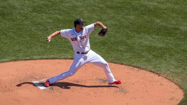 Boston Red Sox Pitcher Colten Brewer