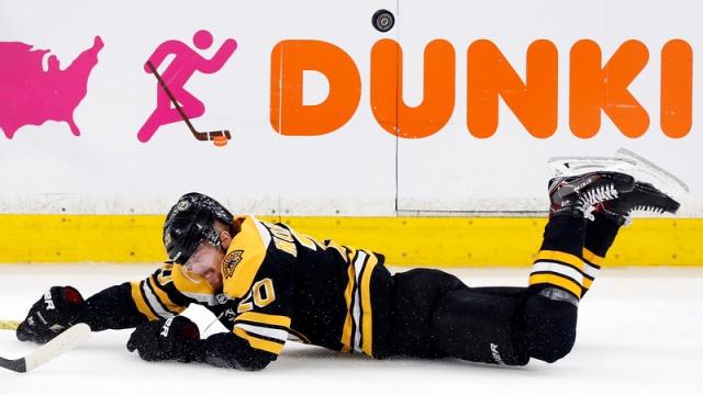 Bruins winger Joakim Nordstrom
