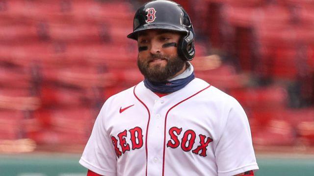 Boston Red Sox right fielder Kevin Pillar