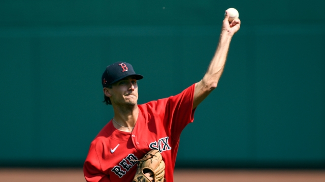 Boston Red Sox's Kyle Hart