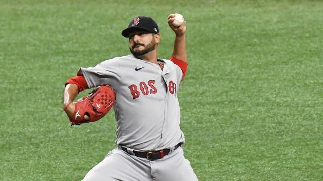 Boston Red Sox's Martin Perez