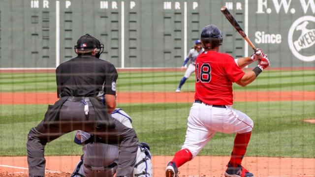 Boston Red Sox's Mitch Moreland
