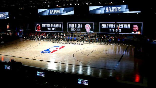 The Milwaukee Bucks and the Orlando Magic