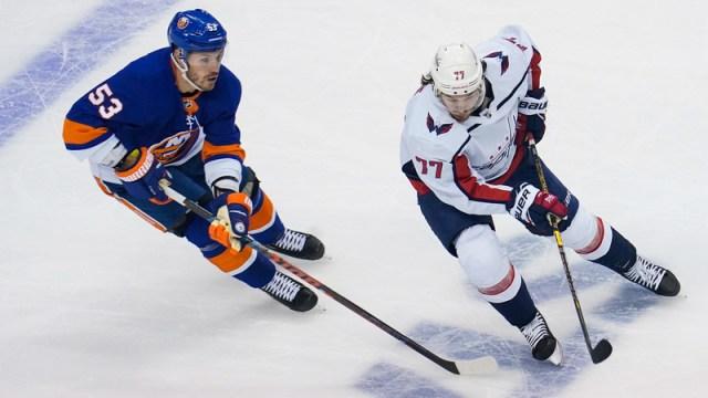 New York Islanders, Washington Capitals