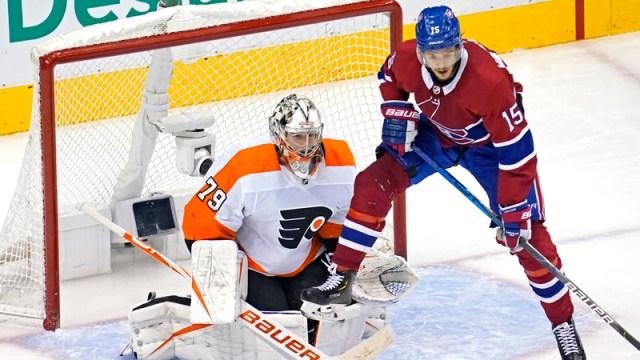 Montreal Canadiens, Philadelphia Flyers