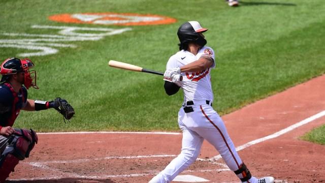 Baltimore Orioles' Rio Ruiz