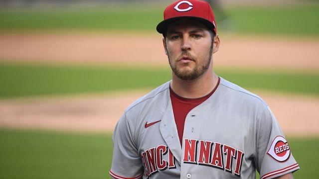 Cincinnati Reds starting pitcher Trevor Bauer