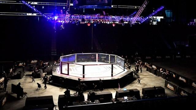 Empty Arena in Jacksonville