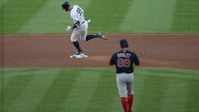 Red Sox pitcher Zack Godley