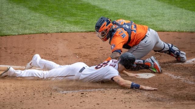 Houston Astros Vs. Minnesota Twins