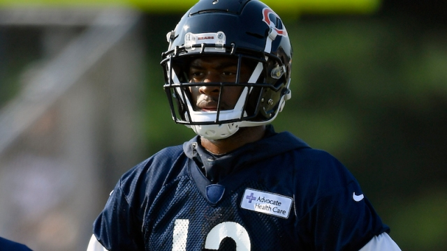 Bears wide receiver Allen Robinson