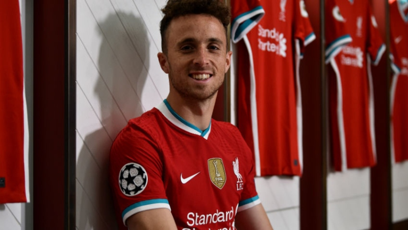 What Diogo Jota Said After Joining Liverpool From Wolves In Transfer - NESN.com