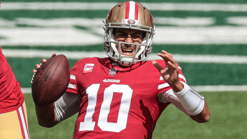 Jimmy Garoppolo Injury: Latest Update On 49ers Quarterback ...