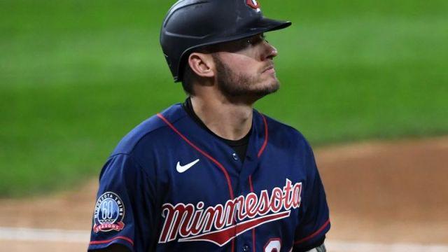 Minnesota Twins third baseman Josh Donaldson