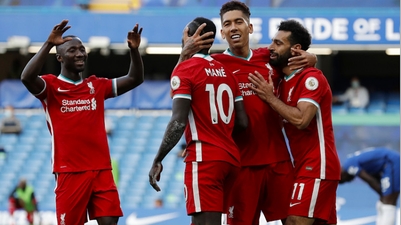 Liverpool Vs. Chelsea: Sadio Mane's Two Goals Lift Reds To Win