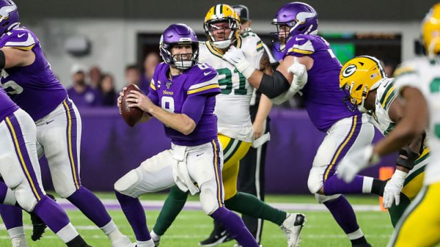 Green Bay Packers vs. Minnesota Vikings