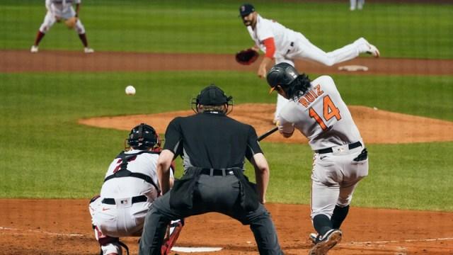 Baltimore Orioles Third Baseman Rio Ruiz