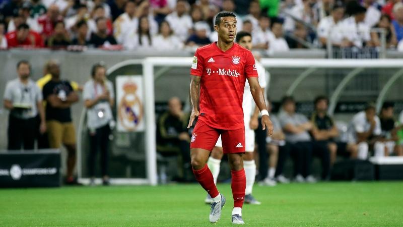 Bayern 'Congratulate' Liverpool On Thiago Transfer Ahead Of Rumored Move