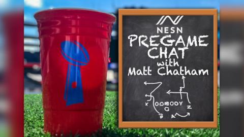 NESN Pregame Chat thumbnail