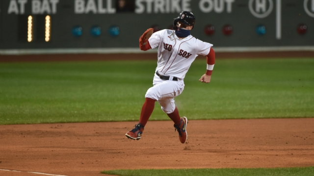 Boston Red Sox outfielder David Ortiz